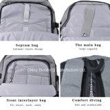 '' водоустойчивый Backpack дела портативного компьютера тетради Dobby полиэфира 17