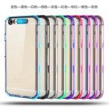 Het kleurrijke Geplateerde Geval van de Flits TPU van de Vraag voor iPhone 6