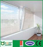 Feritoia di alluminio Windows con la fabbrica standard australiana di Pnoc