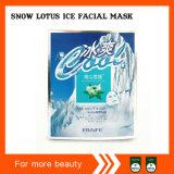 Máscara do Facial do gelo dos lótus da neve