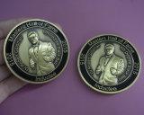 Pièce de monnaie du souvenir 3D personnalisée par bronze antique