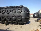 Pára-choque de borracha pneumático com pneus e jogo completo das correntes com preços muito do competidor