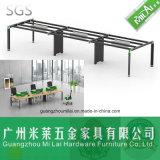 Pierna original del acero inoxidable de la calidad para los muebles de oficinas (ML-02-DZA)