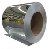 Silver Mirror Finish Aluminium Coil Sheet