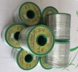Bleifreies wasserlösliches Lötmittel-Draht-Schweißens-Draht Sn0.7cure Φ 0.6mm