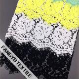 Tela grande do laço do projeto da flor para o vestido