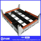 Automobil-Übertragungs-Ersatzteil-Zahnstange/Ladeplatte, die Stahlzahnstangen-/Automobil-Teile stapelt