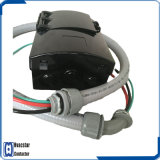 Klimaanlagen-elektrische Peitschen und Trennungs-Kasten/ziehen Schalter aus