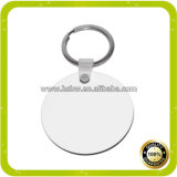 Atacado Blank MDF Keyrings for Dye Sublimation with Free Samples