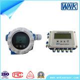 Explosionssicherer intelligenter LCD-Bildschirmanzeige-Temperatur-Übermittler 4-20mA/Hart/Profibus-PA
