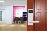Электронный замок двери гостиницы Deadbolt цифров дешевый с бесплатным программным обеспечением