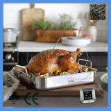 台所BBQのオーブンの温度計を調理するためのタッチスクリーンの食糧肉温度計