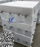 Естественный белый кристаллический серый пол гранита G603