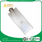 Rifornimento 60W tutto della fabbrica in un indicatore luminoso di via solare con il certificato IP65 3 anni di batteria della garanzia Lifo4