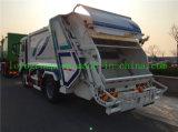 Camion di immondizia posteriore del caricatore della Cina Sinotruk HOWO da vendere