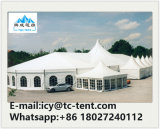 Grande barraca ao ar livre de alumínio luxuosa do casamento do famoso do partido para 300-600 assentos