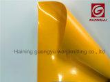 PVC высокого качества покрыл брезент для крышки тележки