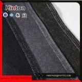 Tessuto di lavoro a maglia del denim di colore di qualità nera di immaginazione