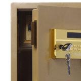 Cadre sûr à la maison de garantie avec de l'or Seriers Fdx a/D 45y de Digitals Blocage-Champagne