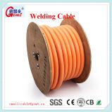 Cable flexible de la soldadura