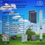 Pumpe der Bewässerung-6inch, Sonnenenergie-versenkbares Pumpen-System, Gleichstrom-Pumpen-System
