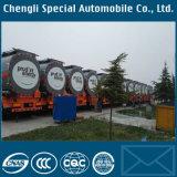 42000~45000liters Schmieröltank-Schlussteil, große Kapazitäts-Kraftstoff-Tanker-Schlussteil für Verkauf