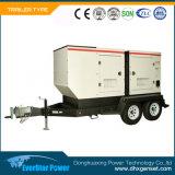 Gerador ajustado de geração Diesel elétrico militar do Portable de Genset da produção de eletricidade