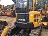 Excavador usado, excavador usado de KOMATSU PC55 Mr-2, mini excavador de KOMATSU para la venta