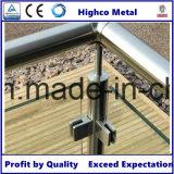 Contributo del corrimano dell'acciaio inossidabile all'inferriata di vetro dell'inferriata della scala