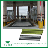 Weighbridges inteiramente computarizados resistentes da classe industrial