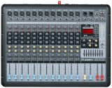Un amplificador más grande del profesional de la serie del mezclador Am-IX80 del nuevo diseño especial