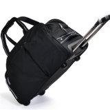 L'alta qualità ha spinto i bagagli di corsa del Duffel del sacchetto del carrello per il sacchetto di Sportsmilitary (GB#10015)