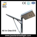 40W todo na uma instalação fácil solar Integrated das luzes de rua