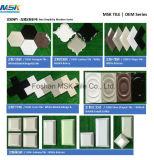 плитка шестиугольника 150X130mm застекленная OEM керамическая Wall&Floor