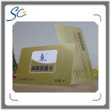 86*54mm kundenspezifische Drucken Belüftung-Plastikkarte