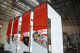 Cabina di mostra della casella chiara per la fiera commerciale