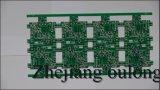 2 Layer Hal PCB con la máscara verde de soldadura (OLDQ / OWNLONG)