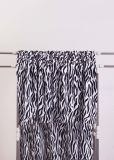 100%年ポリエステル珊瑚の羊毛毛布-シマウマ縞の