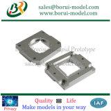 Pièces de rechange de usinage de précision en aluminium de commande numérique par ordinateur d'OEM de prix usine