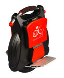 Intelligenter Rad-Fastfood- Roller M5 14 Zoll-aufblasbarer Gummireifen