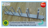 アルミニウムか鋼鉄ブラケットは高速打つ機械によって押した
