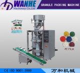 Automatische Körnchen-Verpackungsmaschine für Bohnen-Süßigkeit-Tee