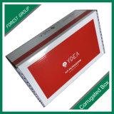 El último diseño caja de papel corrugado de encargo barato
