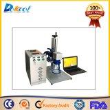 Indicatore tenuto in mano del laser della macchina della marcatura del laser della fibra per lo standard del Ce del metallo