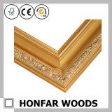 Домашняя картинная рамка твердой древесины украшения
