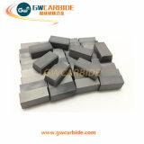 Спеченные напаянные режущие части карбида вольфрама K10