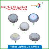 LED 수영풀 빛, 잘 고정된 수영장 빛, 수중 빛