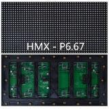 Pantalla de visualización a todo color de LED del vídeo P6.67 Moudle para el alquiler al aire libre