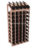 50 Bottles Wooden Wine Rack Wine Display Rack Storage Rack