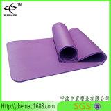 Mat van de Yoga van het Schuim NBR van de Mat van de Yoga van de Mat van de Yoga NBR de Extra Dikke